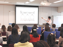 糖尿病教室 / 公開講座の様子